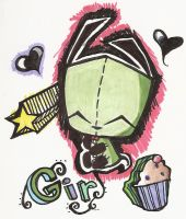 GIR is a QT by elixirXsczjX13