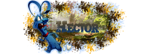 Hector by MrsColorPh
