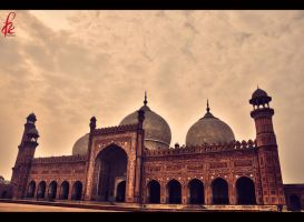 Royal Mosque by faizan47