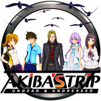 AKIBA'S TRIP: Undead + Undressed by POOTERMAN