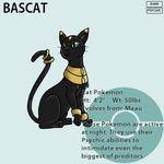 Fakemon_Bascat by EmeraldSora