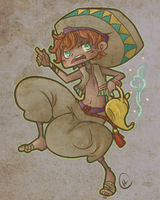.:Little Magic Boy:. by nobleavis