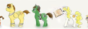 My Little Pony: Dnd is magic by deleriumsedge