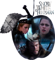 Snow White and The Huntsman by DashaTwilight