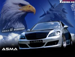 Mercedes S-class Tuning by TuningmagNet
