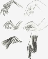 Hands 2 by TheLittleCrow