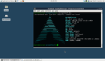 Arch Linux Screenshot by cranstonide