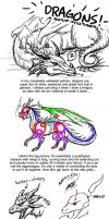 Dragon tutorial by sketchgoat