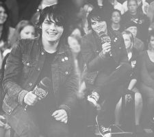 gerard-way by justlist
