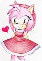 Ames Rosey by SonicGotSwag