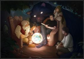 Storytellers by ArdenRey