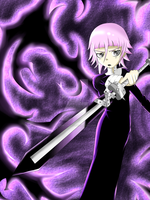 Crona (Colored) by jamieravenheart