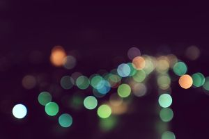 Bokeh from Eifel Tower.Part 2. by Bunnis