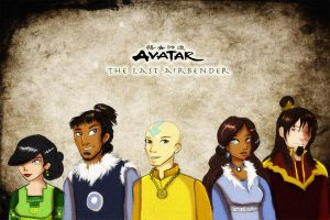ATLA for antsy by trishna87