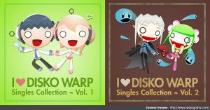 Disko Warp Singles Collections by GoshaDole