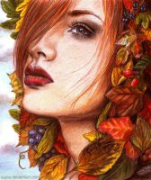 Ode to Autumn by eajna
