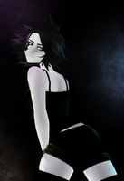 All Black by JustSomeZombie007