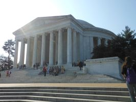 Jefferson Memorial by Cookie96