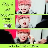 Photopack Dongwoo by YooYongie