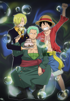 Happy Birthday Zoro - 11-11-11 by Kay-Jay97