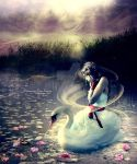 Princess And The Swan by BloomingRoseXeniia
