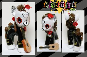ADMYER My Little Pony Day of the Dead Mariachi by AdmyerCreations