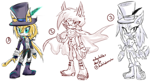 Sonic Adoptables #2  - CLOSED by shadowhatesomochao
