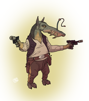 Vulptereen Smuggler by Ryan-Rhodes