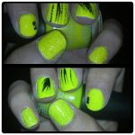 Neon Yellow by wyldflower