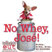 No Whey Jose by JoyKodani