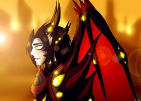 Predaking by Yula568