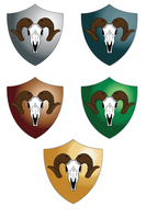 Ram Skull Shield Compilation by thegriffin88