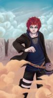 Protecting my home - Gaara of the Desert (video) by Dicenete