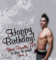 Happy B-day Carlos by Almost1216