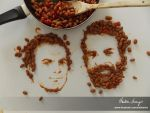 Bud Spencer and Terence Hill by NadienSka