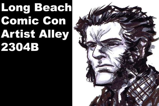 Long Beach Comic Con by TonyBrescini