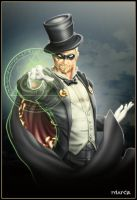 Commish 249: Dr. Presto by rhardo