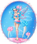 Cotton Candy Fairy Queen by Annortha
