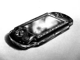 My PSP by taylorweaved