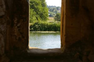 A View from a Castle by Eiande