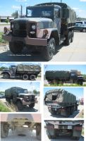 AM General M35A2 Deuce and a Half by Deorse