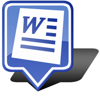 Pop MS Word by Ornorm