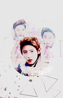 Park Chanyeol by krismatic77