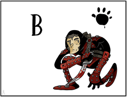 A Very Skyrim Alphabet: B is for... by DrFaustusAU