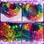 Rainbow Mickey Mouse Cuff by MalakxFuarie