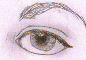 Eyes practice 1 by waterfish5678901