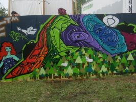 The Roo's Walls II by toolameforsociety