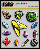 Isis Color Pack by jalentorn