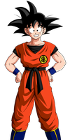 Colored 007 - Gokuh 001 by VICDBZ
