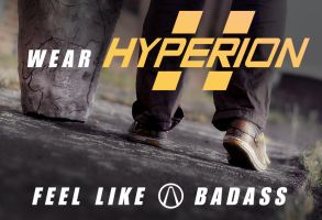 Handsome Jack Cosplay - Hyperion footwear ad by EOSKnight